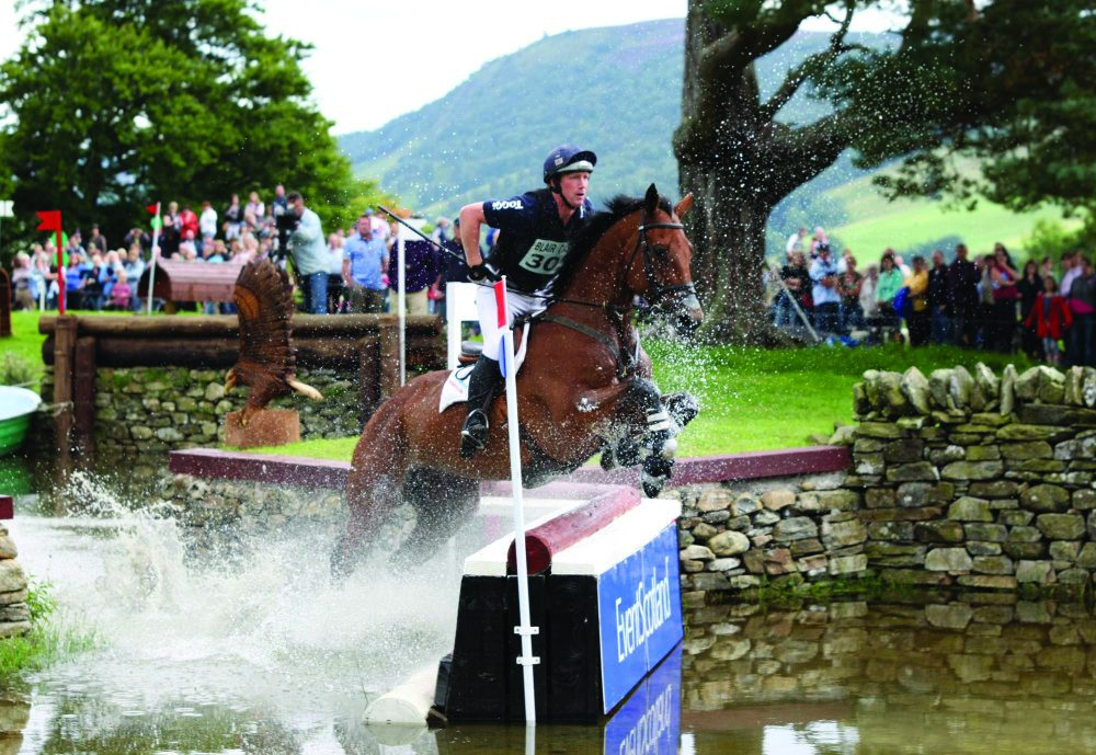 Top event riders head to Scotland