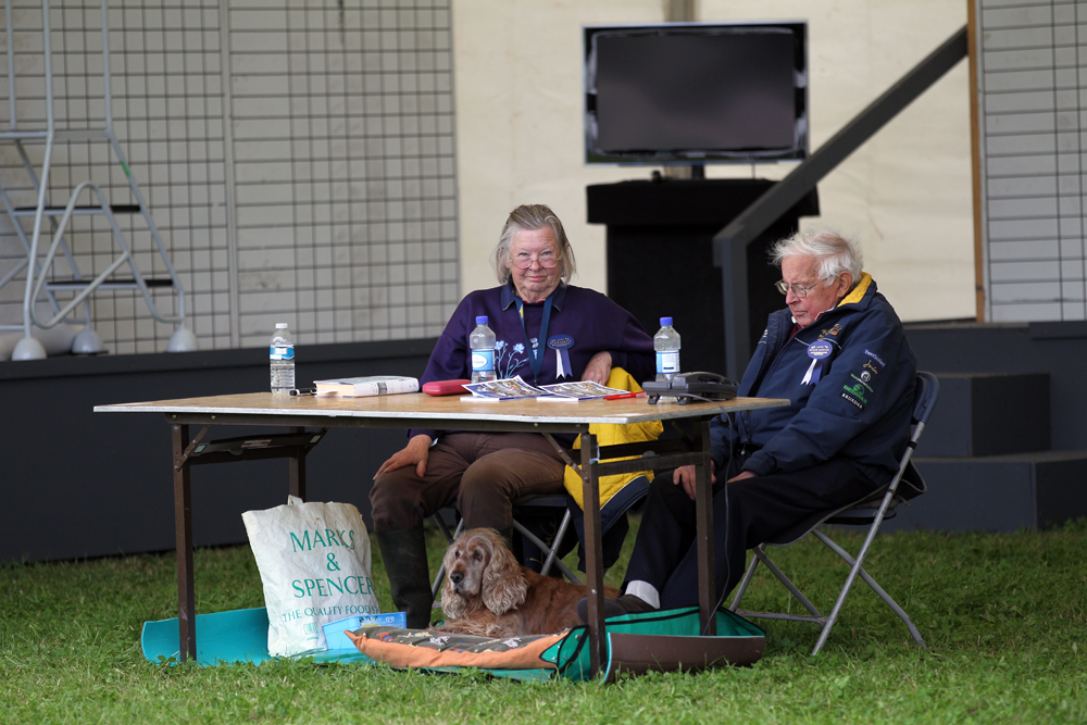 Volunteers – Blair Castle International Horse Trials