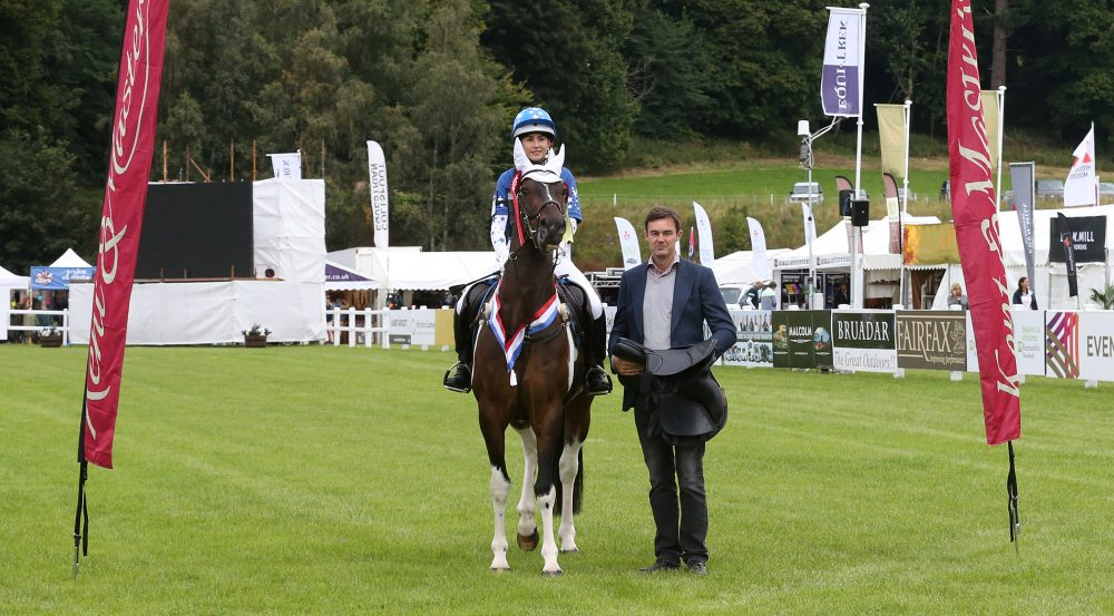 Castle is King of Arena Eventing