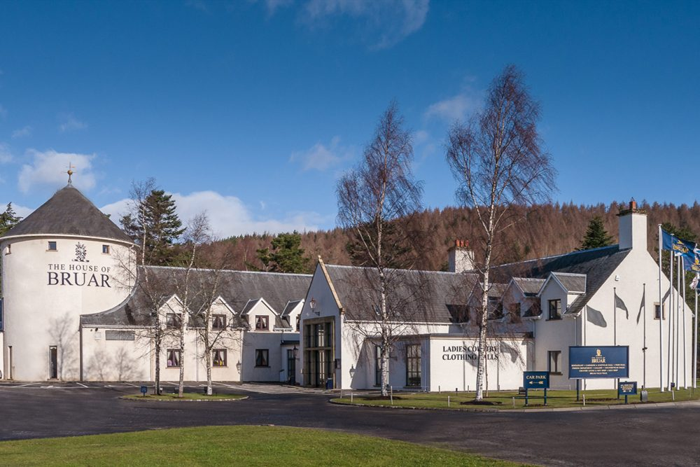 House Of Bruar Blair Castle International Horse Trials