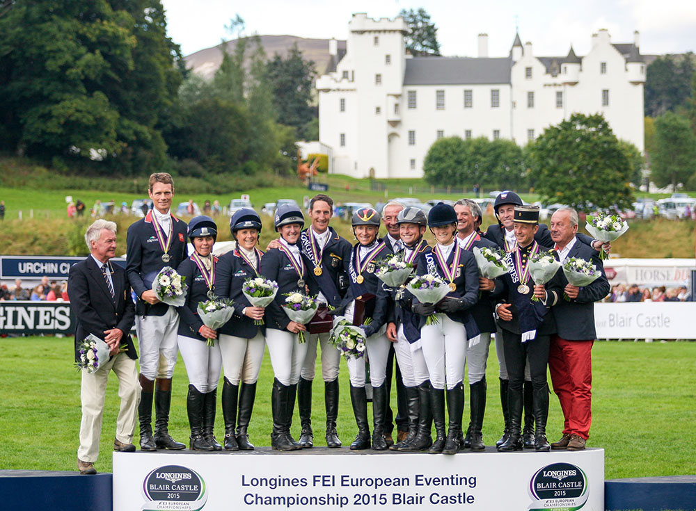 European Championships named International Event of the Year