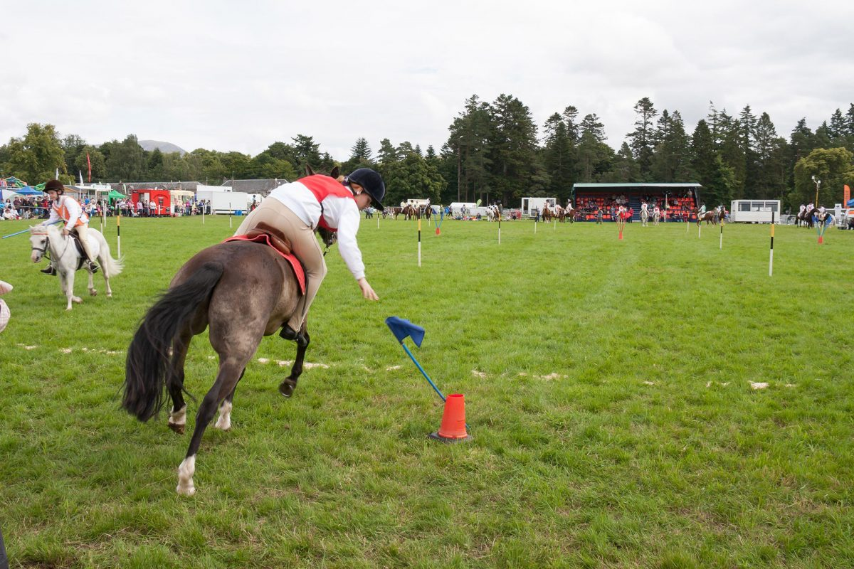 Pony Club Mounted Games