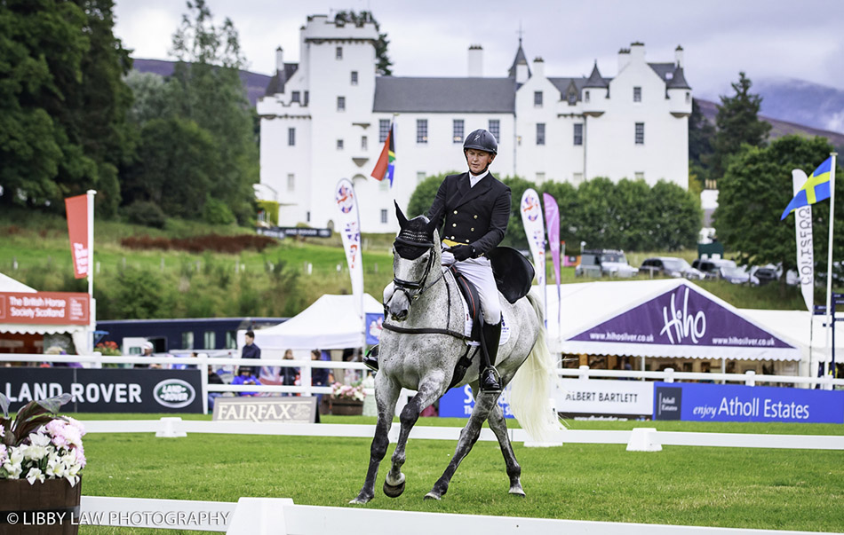 Day Two Eventing round up