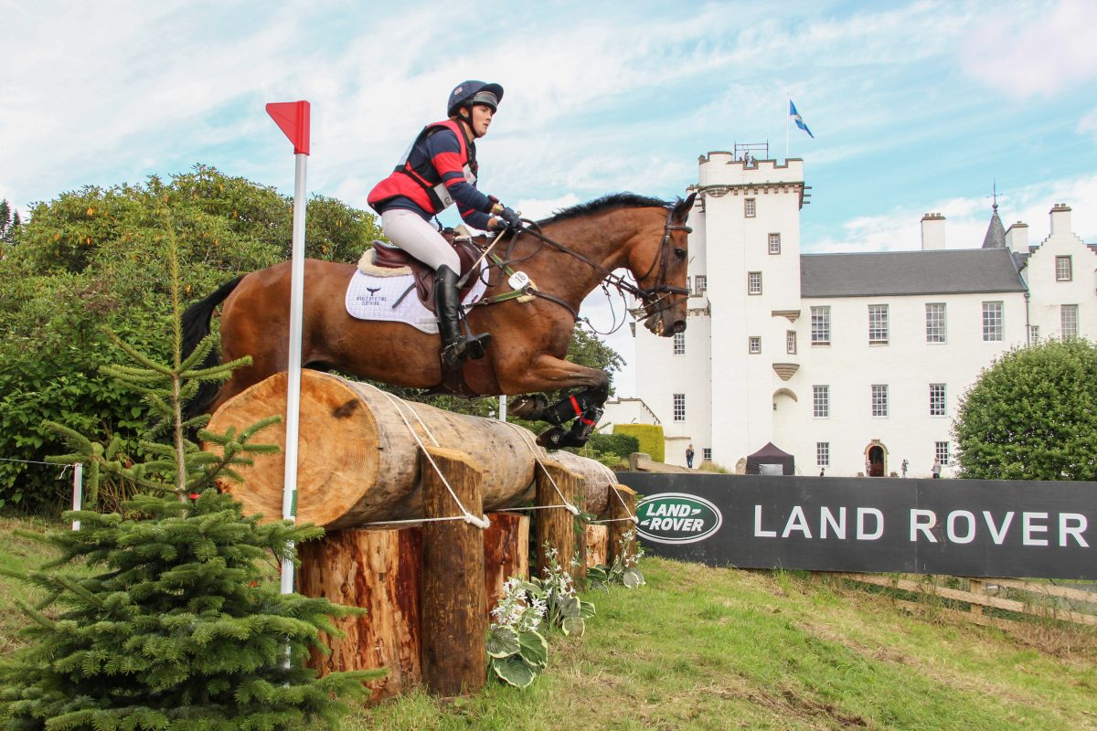 Blair Castle International Horse Trials welcomes Land Rover as title sponsor