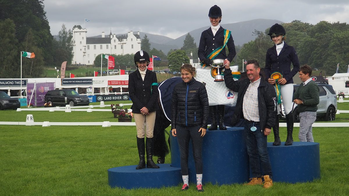 Scottish Grassroots Eventing Festival round up