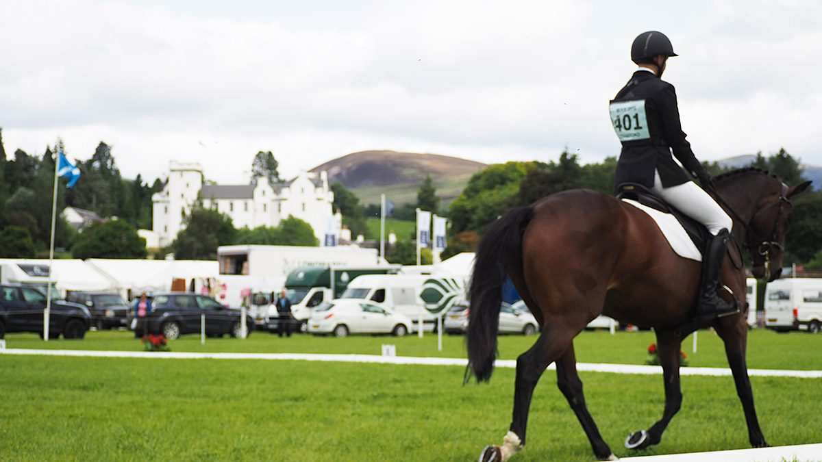 The Scottish Grassroots Eventing Festival debuts at Blair