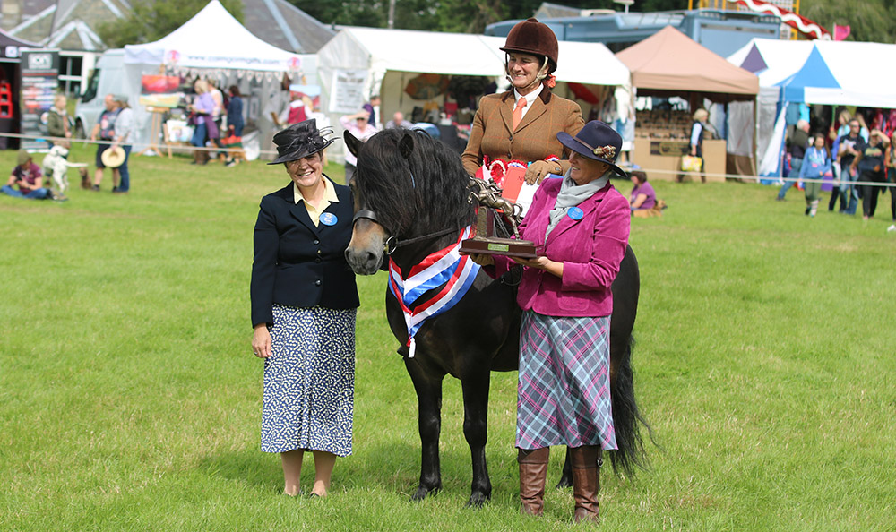 Blair Castle Showing results: day two