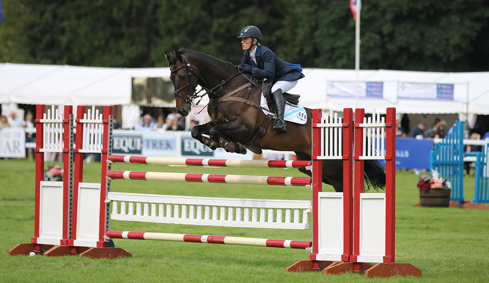 Daisy rides her luck in the CCI4*-S