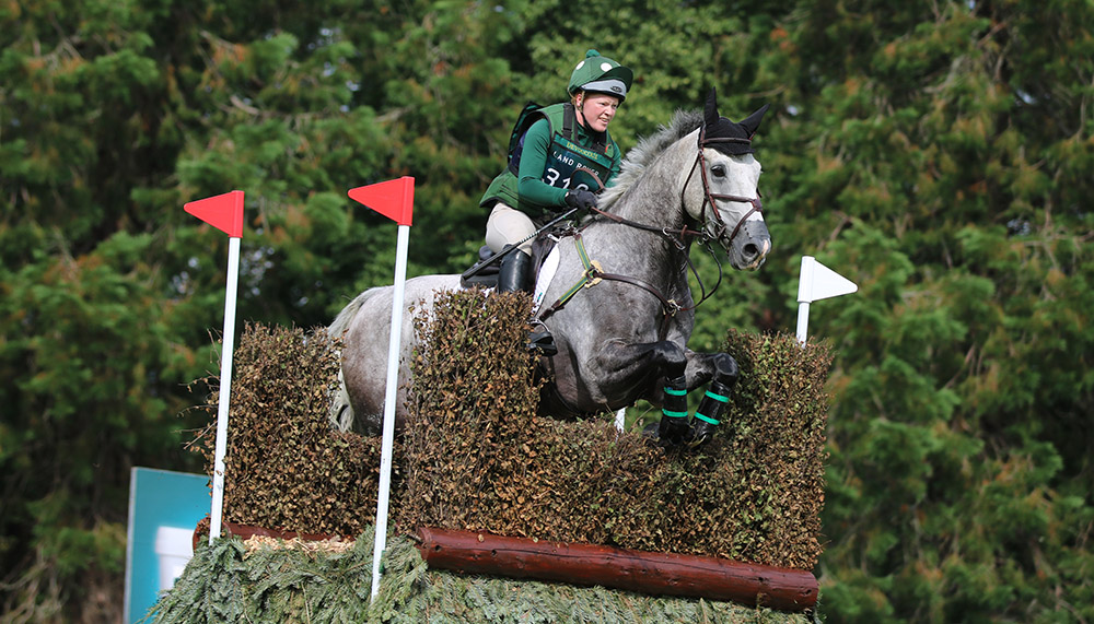 Hope springs in the CCI3*-L