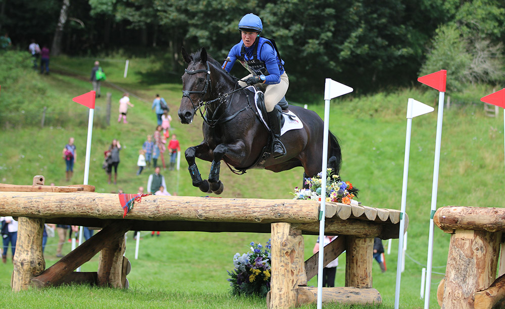 A class apart: Emilie Chandler retains lead in CCI4*-L