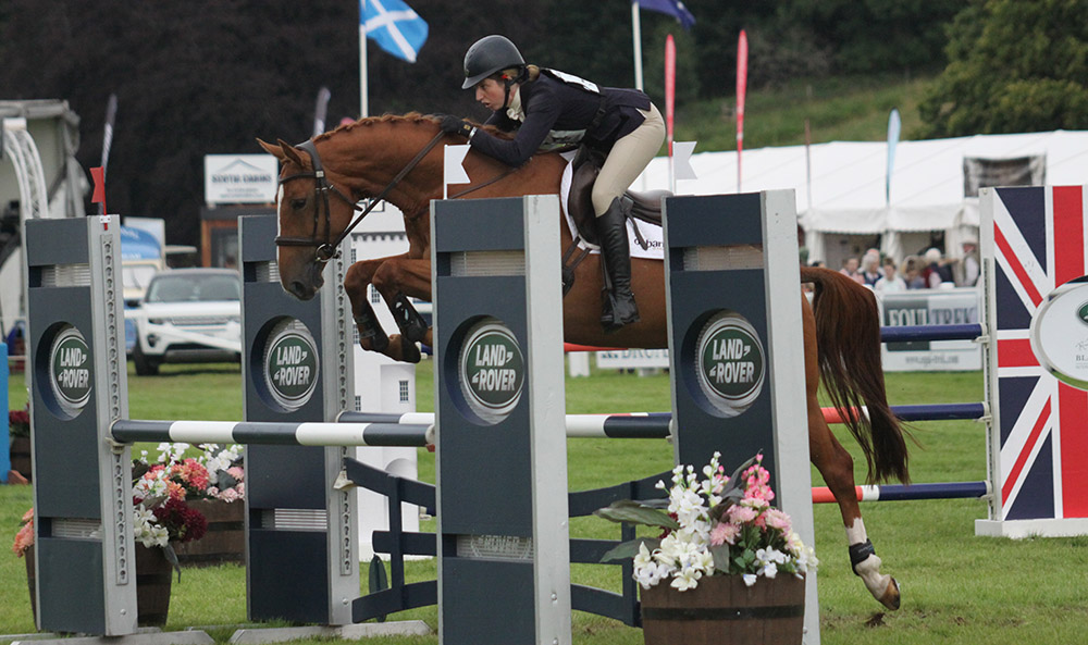 Equine 'allsorts' impress on day two of the Grassroots Championships