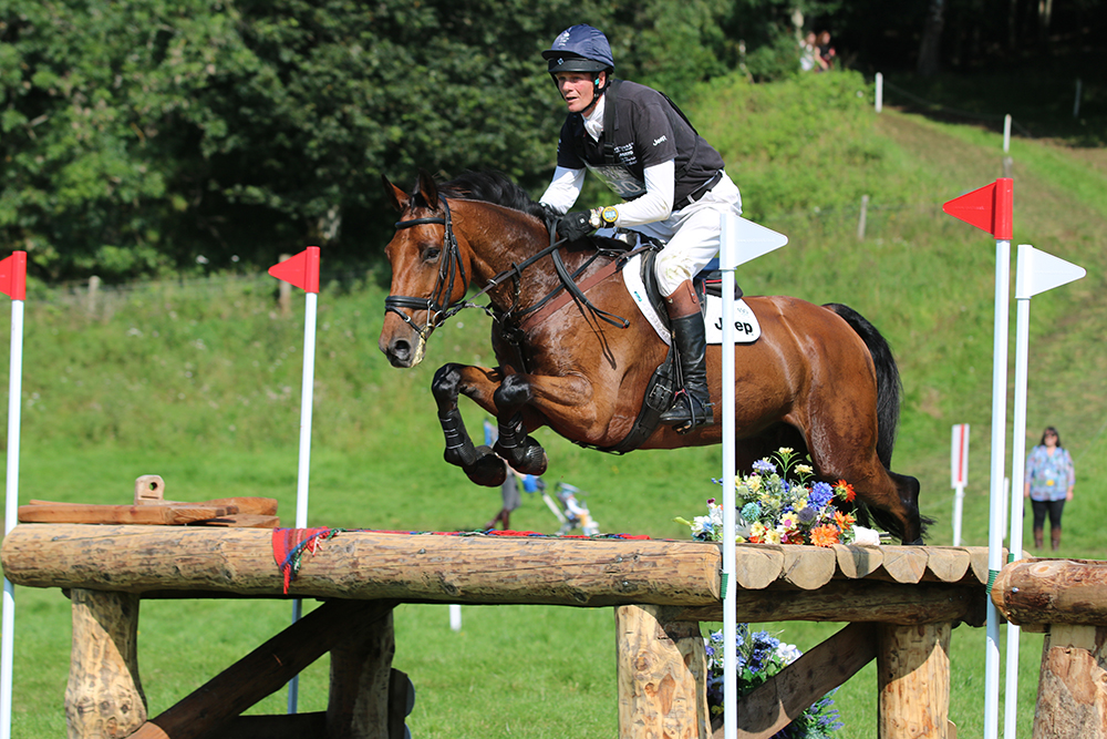 Four weeks to go until the 2021 FEI Land Rover Blair Castle International