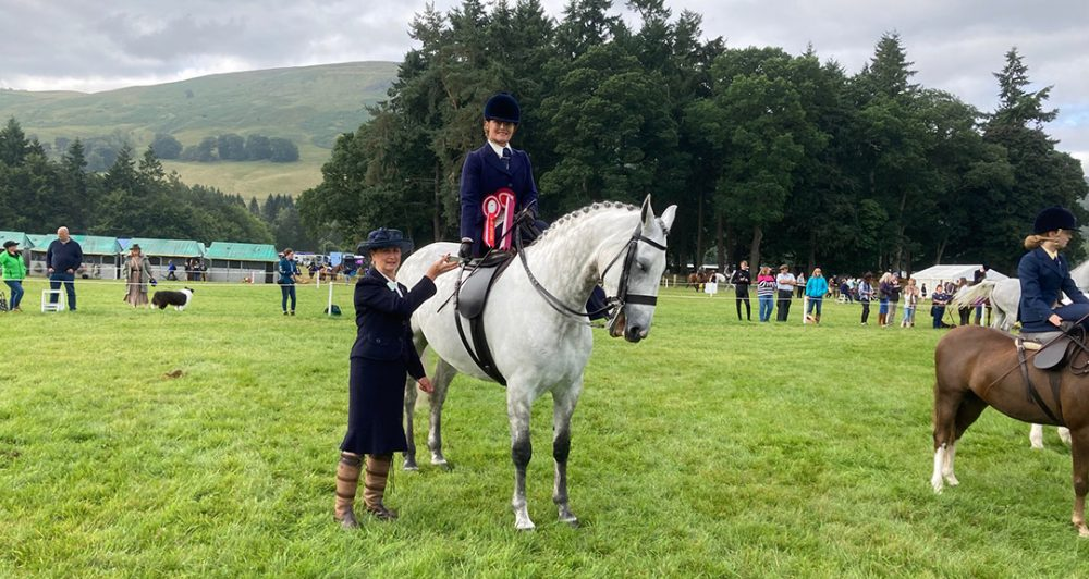 Sunday showing results