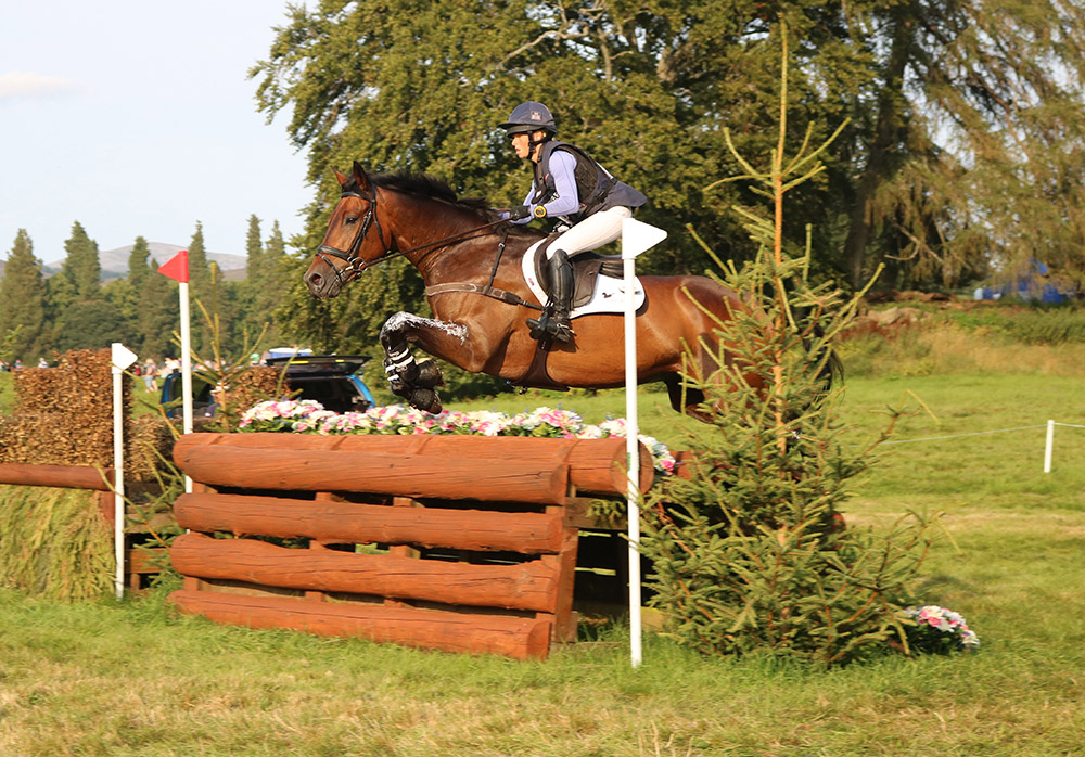 Saturday eventing round up from Blair Castle