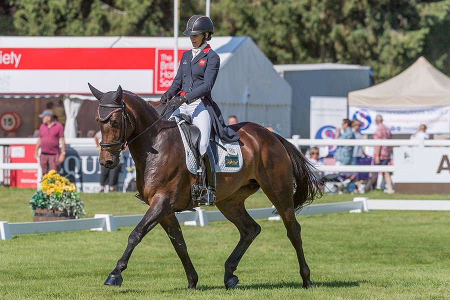 Friday eventing roundup from Blair Castle
